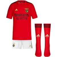 adidas Mini Kit 1º Equipación SL Benfica 2020-21 Mini Kit Unisex niños