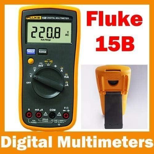 FLUKE 15B F15B Auto Range Digital Probe Multimeter Meter