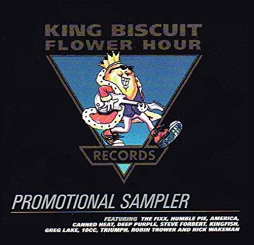 (King Biscuit Flower Hour Records Promotional Sampler)