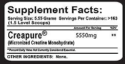 Creapure® Creatine 2lb