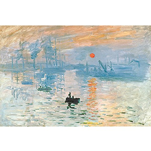 Sunrise Resin (5D DIY Diamond Painting Embroidery Cross Stitch Rhinestone Full Drill Painting And Number Tool Set Home Decoration Sunrise Impression(48X32CM/18.9X12.5inch))