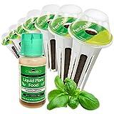 Miracle-Gro AeroGarden Pesto Basil Seed Pod Kit (7-Pod)