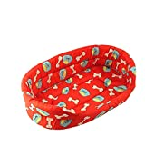 Yaloee Pet Bed Couch Lovely Comfortable Cat Dog Bed Cushion Pad Sofa Mat Indoor Puppy Dog Beds