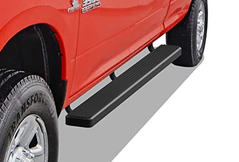 "FOR 2009-2018 RAM TRUCK 1500 QUAD 6/""STAINLESS STEEL SIDE STEP BAR RUNNING BOARDS"
