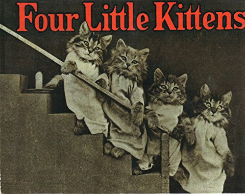 Four Little Kittens - 2