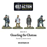 Warlord Games, Guarding the Chateau - Bolt Action Wargaming Miniatures