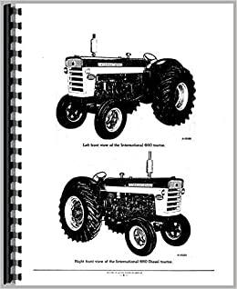 Farmall Tractor Parts Diagram - Wiring Schematics on