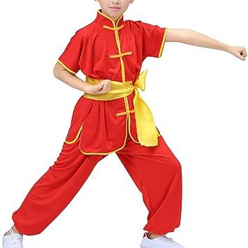 Daytwork Disfraces Chinos Tradicional Marciales - Niño ...