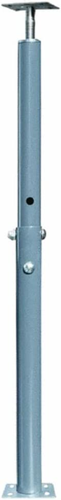 "Akron Products Big-Moe Adjustable Floor Jack - Size Range 4'8""-8'4"" (11GA): Home Improvement"