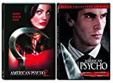 American Psycho DVD & American Psycho 2 Horror Thriller Movie Collection