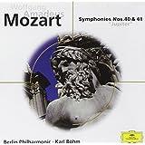 Symphonies 40 & 41 - Eloquence