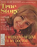 img - for True Story: A Woman's Guide to Love & Marriage, vol. 94, no. 2 (March 1966):