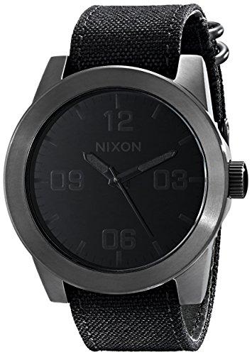 Nixon Men's A243001 Corporal Watch