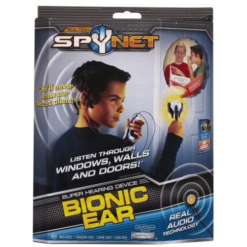 Spy Net: Bionic Ear by SpyNet