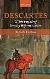Descartes and the Puzzle of Sensory Representation, De Rosa, Raffaella, 0199686793