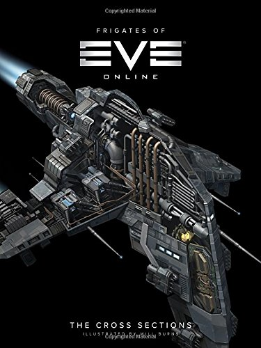 The Frigates of EVE Online cover