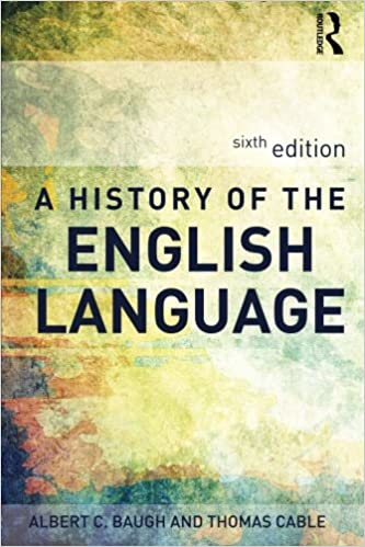 Amazon a history of the english language 8601234577515 a history of the english language 6th new edition edition fandeluxe Gallery