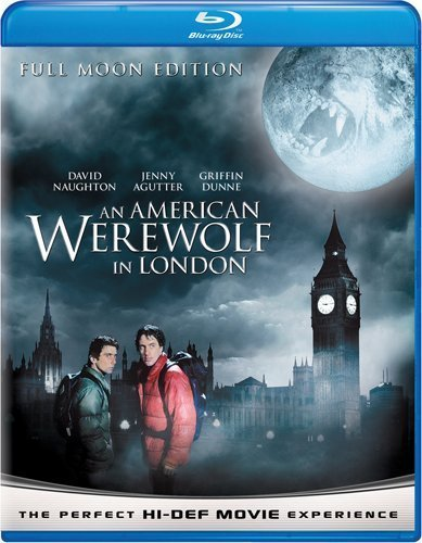An American Werewolf in London (Full Moon Edition) [Blu-ray] by Universal Studios
