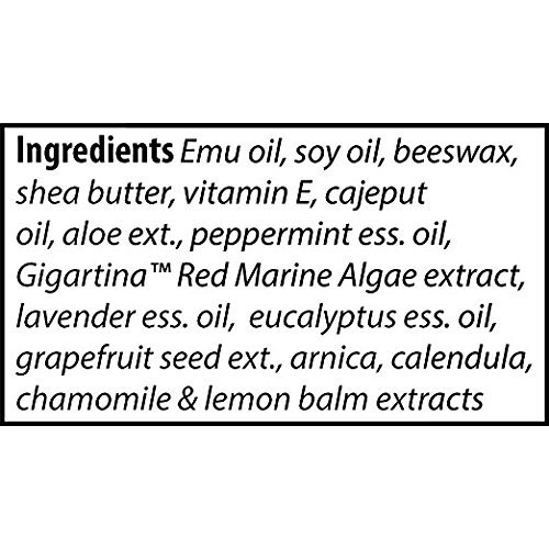 Vibrant Health - Gigartina Red Marine Algae (RMA) Ointment, Moisturizing, Healing, and Soothing, 1/4 Ounce by Vibrant Health (Image #4)