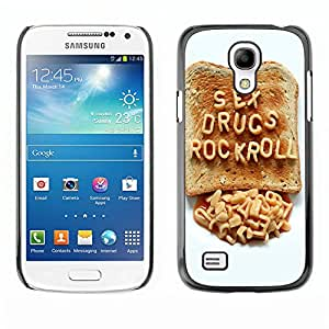 - Sex Funny Pattern - - Slim Guard Armor Phone Case FOR Samsung Galaxy S4 MiniI9190 I9192 I9195 Devil Case