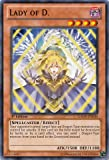 Yu-Gi-Oh! - Lady of D. (GAOV-EN036) - Galactic Overlord - Unlimited Edition - Common