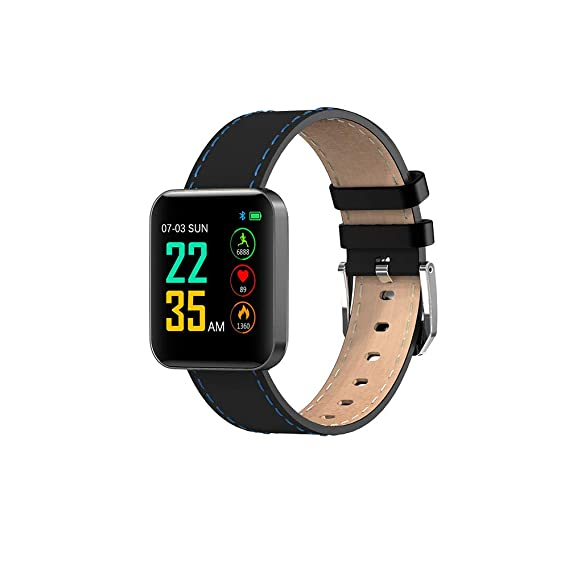 Amazon.com: S88 Men Women Smart Watch Reloj Inteligente Passometer Activity Fitness Heart Rate Sports Smartwatch Wristband,I: Electronics