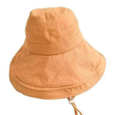 ... Casual Visera Plegable Tapa del Lavabo Sombrero cómodo de Lavabo Sombrero de Pescador Visera Informal Gorra Plegable: Amazon.es: Ropa y accesorios
