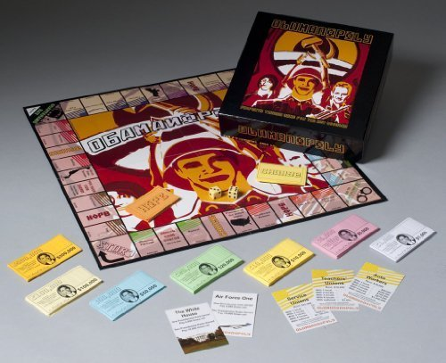 Obamanopoly (Hood Monopoly)