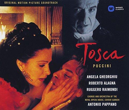 アントニオ・パッパーノ アンジェラ・ゲオルギュー ロベルト・アラーニャ / プッチーニ:歌劇「トスカ」全曲