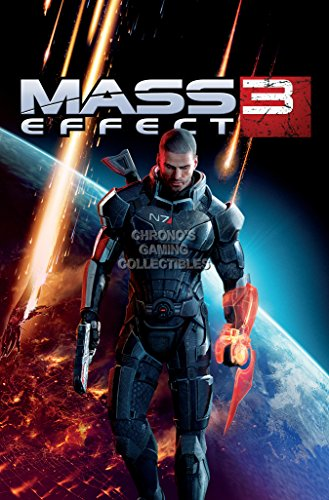 CGC Huge Poster - Mass Effect 3 PS3 XBOX 360 PC - MAS045 (16