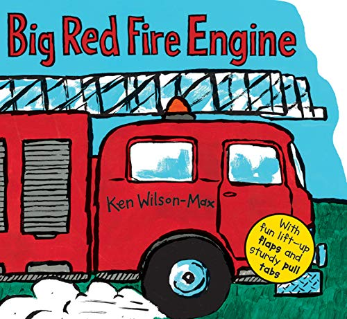 red fire engine - 8