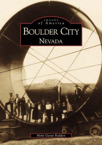 Boulder City, Nevada (NV) (Images of America)