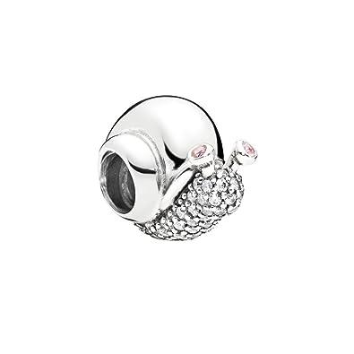 Pandora Women Silver Bead Charm - 797063CZ ldnjr3oB9f
