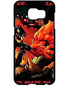 phone case Galaxy's Shop Discount High Quality Marvel Skin Case Cover Specially Designed For Samsung Galaxy S6 Edge+ 8648785ZD733771122S6A