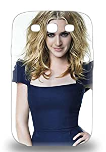 Brand New S3 Defender 3D PC Case For Galaxy Kate Winslet English Female English Rose Titanic Mildred Pierce Divergent ( Custom Picture iPhone 6, iPhone 6 PLUS, iPhone 5, iPhone 5S, iPhone 5C, iPhone 4, iPhone 4S,Galaxy S6,Galaxy S5,Galaxy S4,Galaxy S3,Note 3,iPad Mini-Mini 2,iPad Air )
