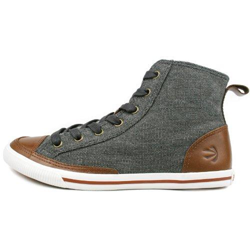Sneaker Vintage High Top Da Uomo Burnetie
