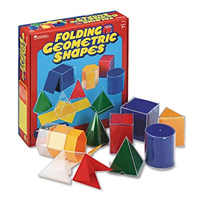Learning Resources Folding Geometric Shapes | Computers And Accessories