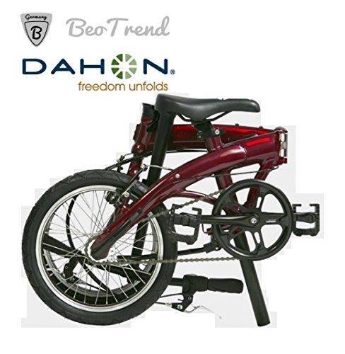 Dahon - Bicicleta plegable dahon curve color d3 rueda de 16