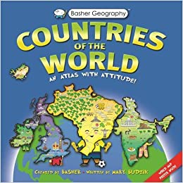 buy basher countries of the world an atlas with attitude book