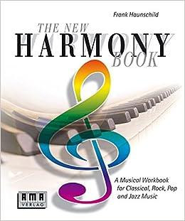 Haunschild The New Harmony Book Frank 9783927190689 Amazon Books