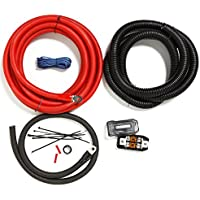 Crutchfield Amp Wiring Kit 1/0 gauge