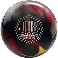 DV8 Hell Raiser Return Bowling Ball - Red/Yellow/Black