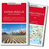 Kanalinseln Jersey Guernsey: MERIAN momente - Mit Extra-Karte zum Herausnehmen