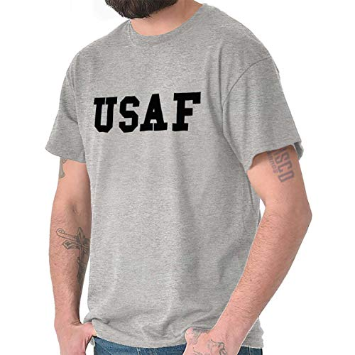 - Military USAF United States Air Force Hero T Shirt Tee