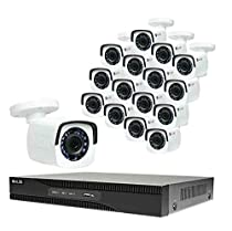 Alibi 16-Camera 2.0 Megapixel 65