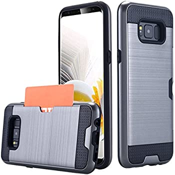 samsung s8 phone case with card holder