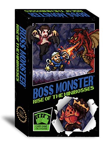 Boss Monster Rise of The (Hybrid Expansion Card)