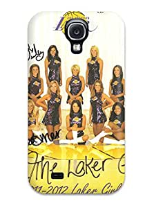 Elliot D. Stewart's Shop Discount 4WV06HT6L6WYYUBU los angeles lakers cheerleader nba NBA Sports & Colleges colorful Samsung Galaxy S4 cases