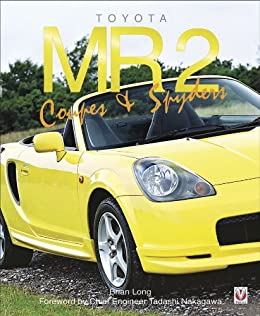 Toyota mr2 coupe spyders brian long ebook amazon toyota mr2 coupe spyders by long brian fandeluxe Images