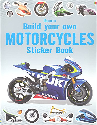 Build Your Own Motorcycles Sticker - Edc Motorcycle